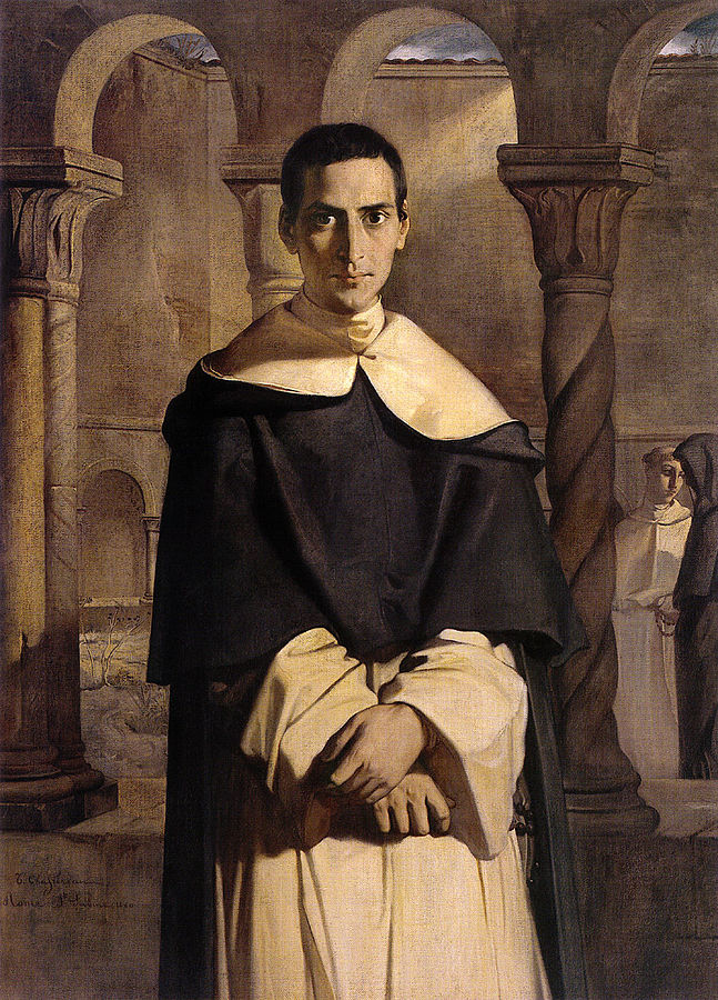 647px portrait of dominique lacordaire