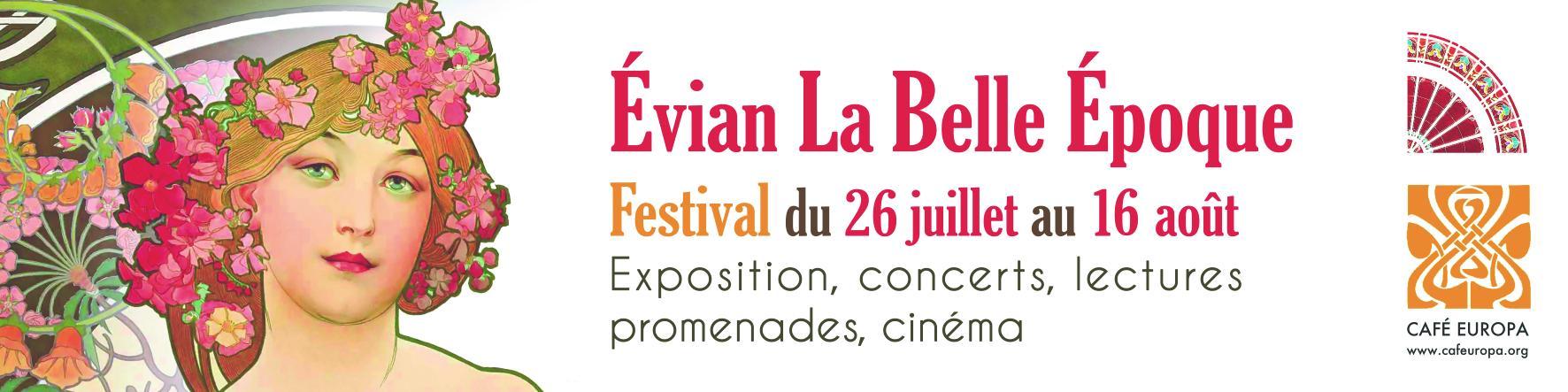 Bandeau Evian Belle Epoque 2020