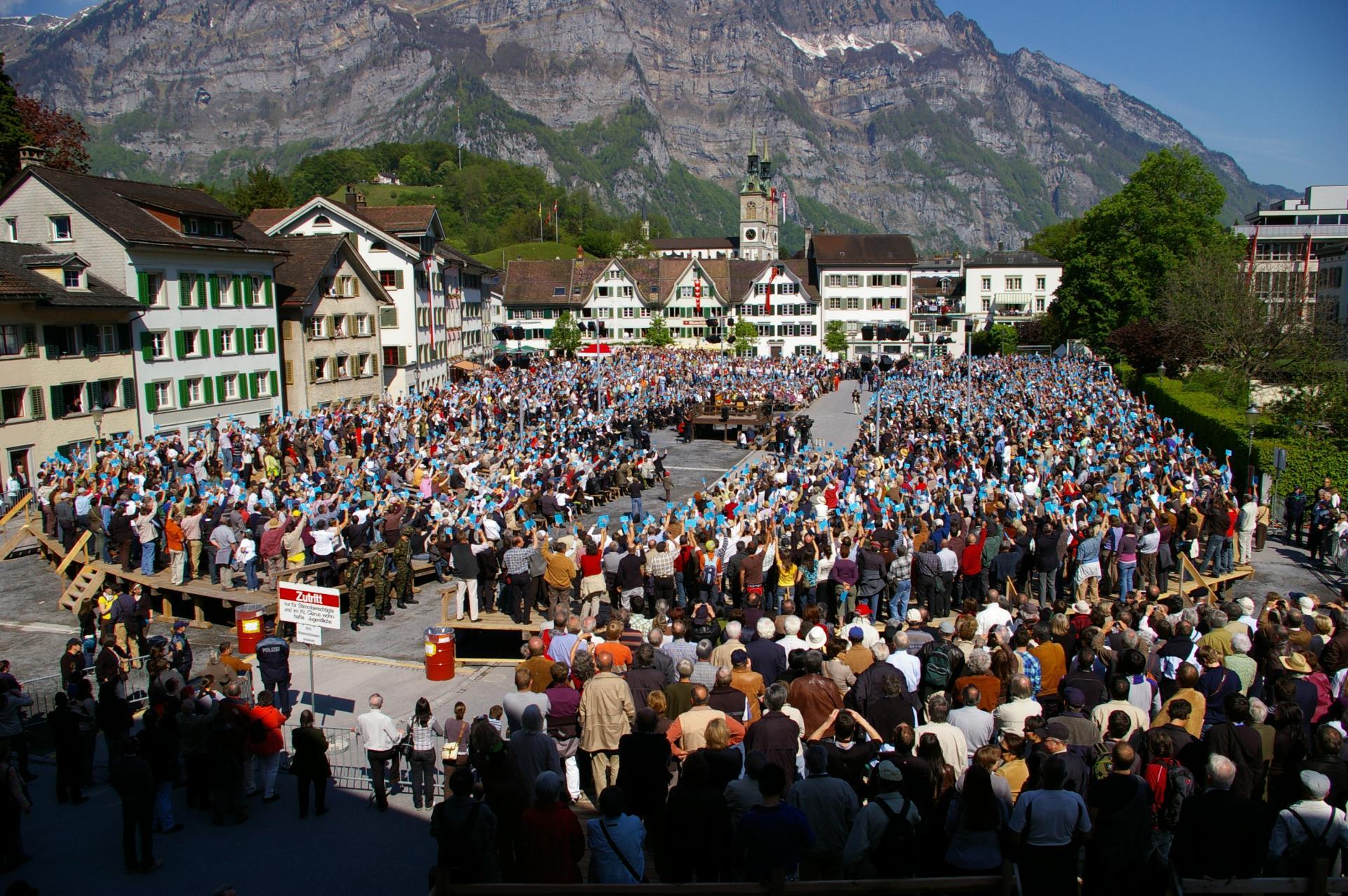 Landsgemeinde Glaris 2009