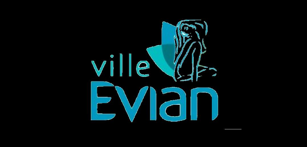 Logo evian 2018