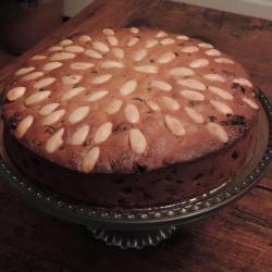 Histoires de goût :  Le Dundee Cake