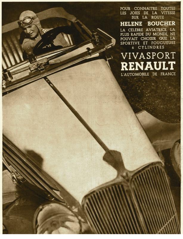 Renault viva boucher