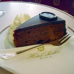 Histoires de goût : La Sachertorte