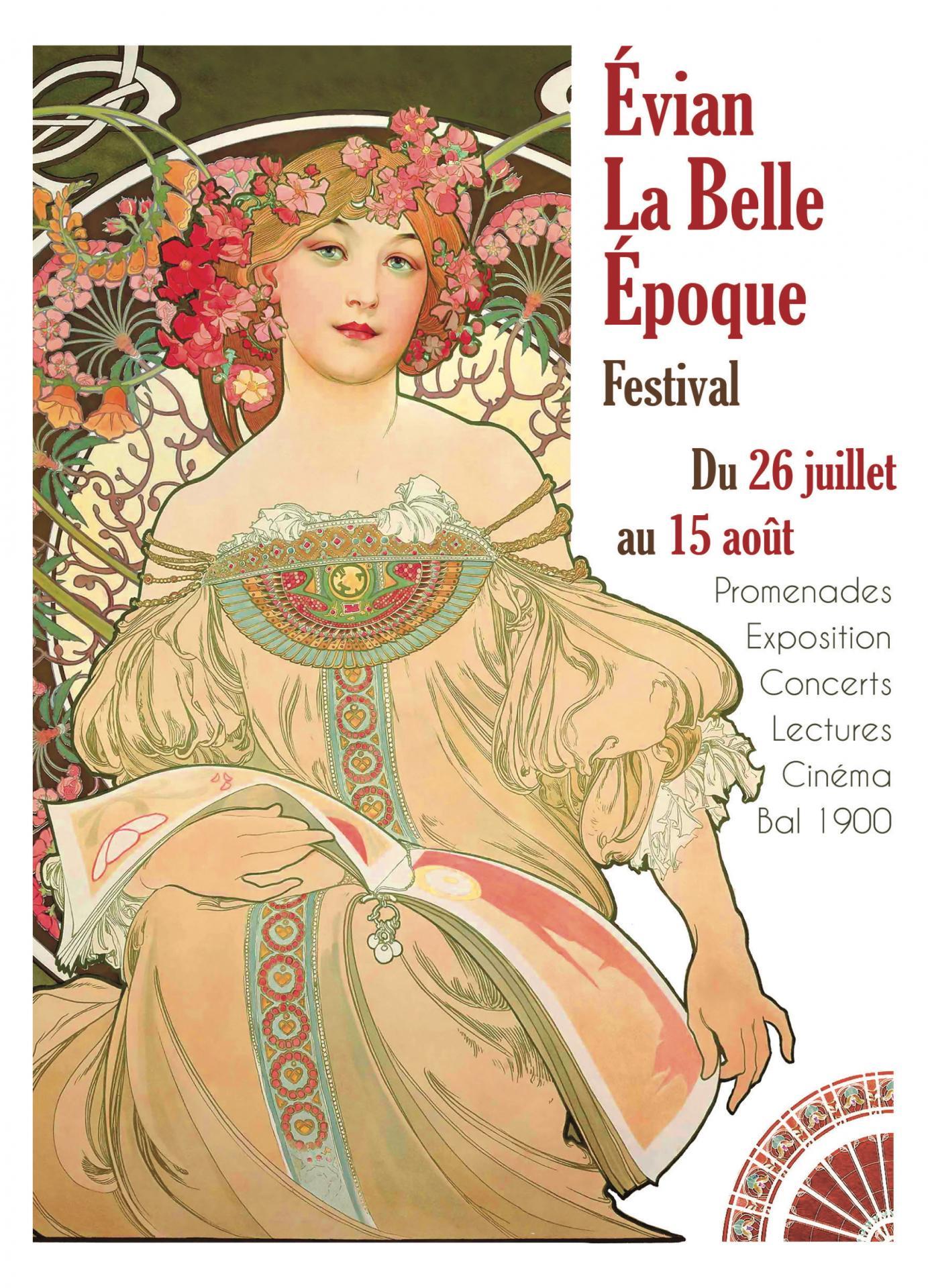 Vignette Festival Belle Epoque